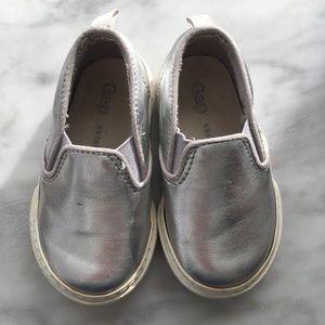 Gap slip-on Vans inspired kids sneaker